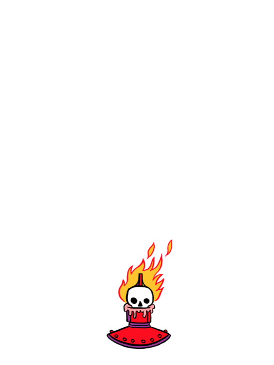 cartoon hangover promise - together we stand for independent artists